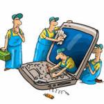 Ремонт ноутбуков Леново в москве