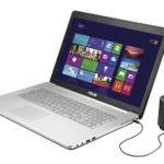 Игровой ноутбук ASUS N750JK