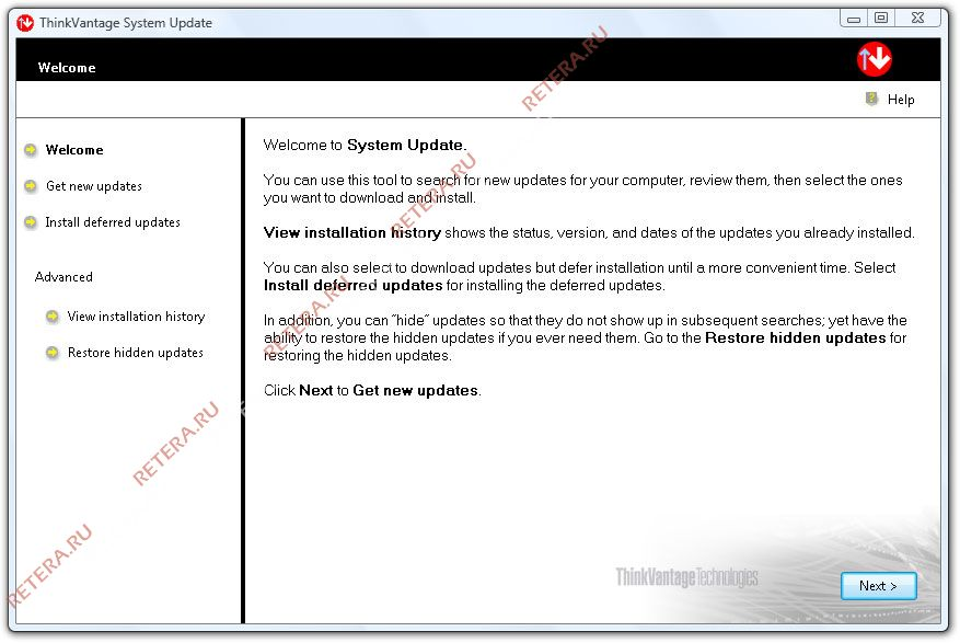 Lenovo Thinkvantage Toolbox Download Windows 7 64 Bit