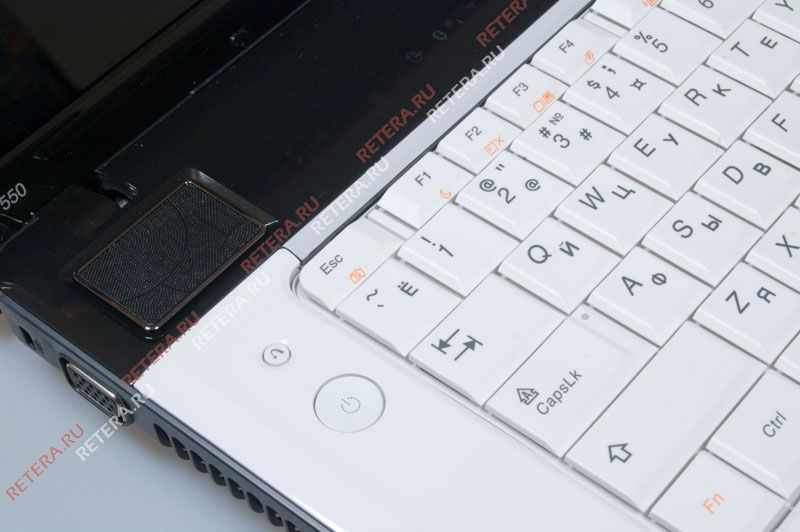 16002 – Additional buttons of Lenovo Y550