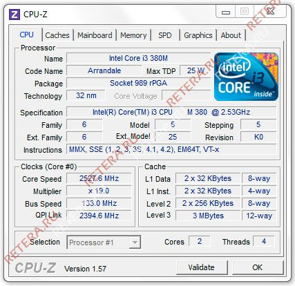 Intel Core I3 M380 Graphics Driver
